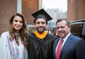 La laurea del figlio